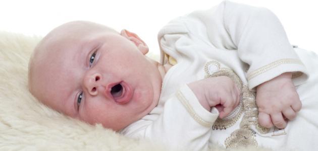 صورة جديد ما هو السعال الديكي عند الرضع