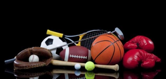 صورة جديد مفهوم الرياضة وأنواعها