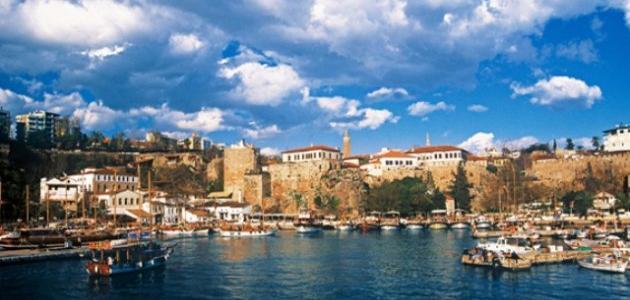 صورة جديد معالم مدينة أنطاليا التركية