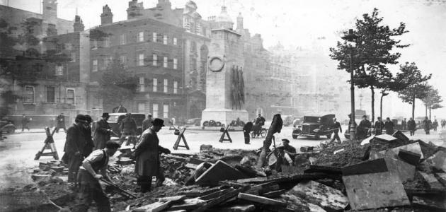 صورة جديد نتائج الحرب العالمية الثانية