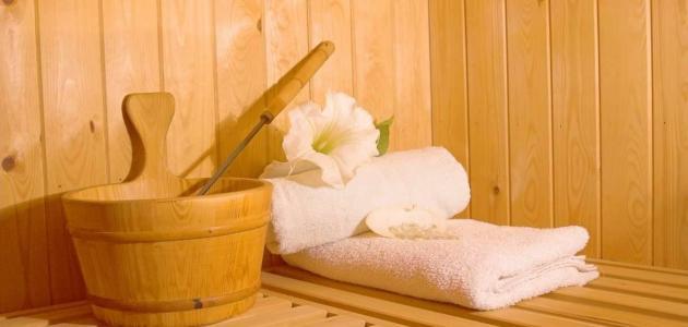 صورة جديد فوائد حمامات الساونا للجسم