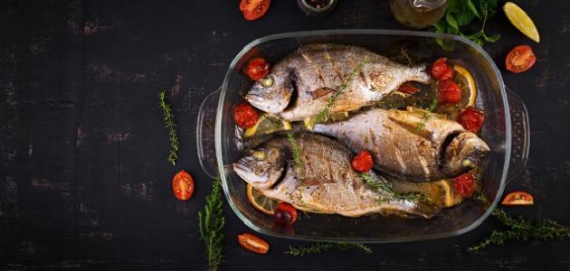 صورة جديد فوائد السمك المشوي للرجيم