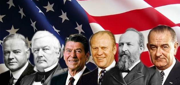 صورة جديد كم رئيساً حكم أمريكا