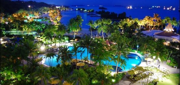 صورة جديد جزيرة سنتوسا بسنغافورة