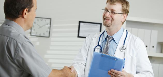 صورة جديد موضوع تعبير عن مهنة الطبيب