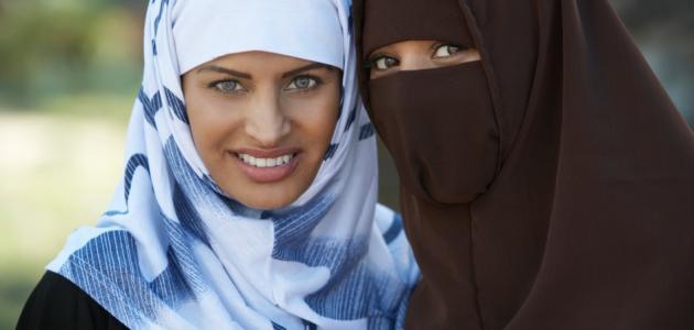 صورة جديد الإسلام والمرأة