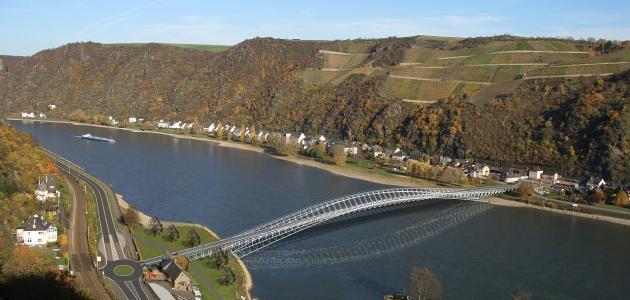 صورة جديد أكبر نهر في فرنسا
