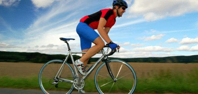 صورة جديد فوائد ركوب الدراجة الهوائية