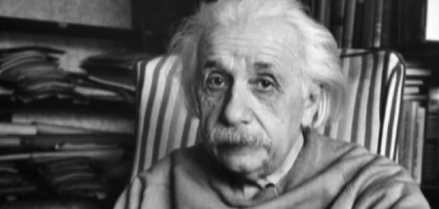 صورة جديد من هو أينشتاين
