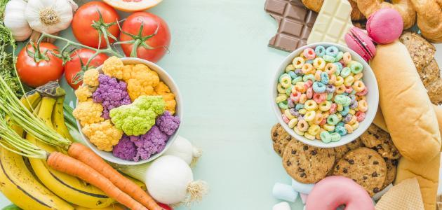 صورة جديد كيف أعرف السعرات الحرارية في الطعام