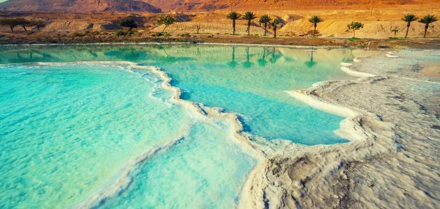صورة جديد لماذا سمي البحر الميت بهذا الإسم