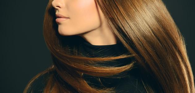 صورة جديد وصفات لتنعيم الشعر طبيعياً