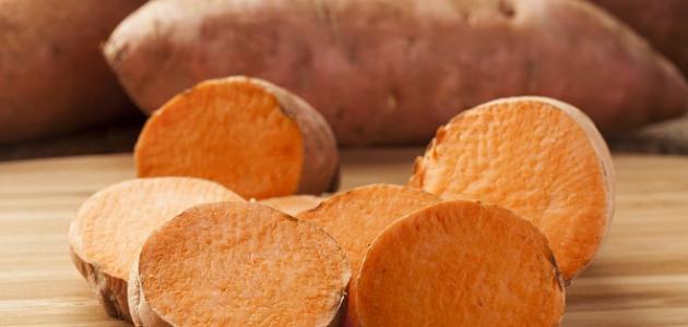 صورة جديد طريقة عمل البطاطا الحلوة
