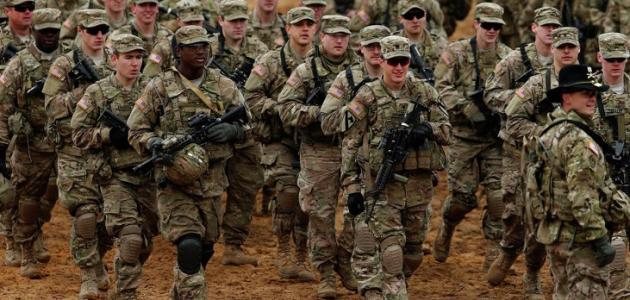 صورة جديد أكبر قوة عسكرية في العالم