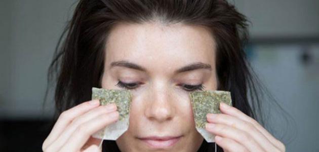 صورة جديد فوائد كمادات الشاي للعيون
