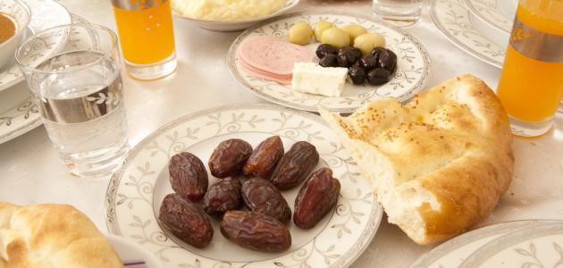 صورة جديد كيفية فقدان الوزن في رمضان