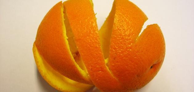صورة جديد فوائد قشر البرتقال للبشرة