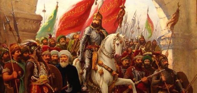 صورة جديد تقرير عن الدولة العثمانية