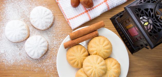 صورة جديد طريقة عمل كعك العيد المصري