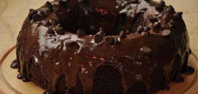 صورة جديد طريقة عمل كعك بالشوكولاتة
