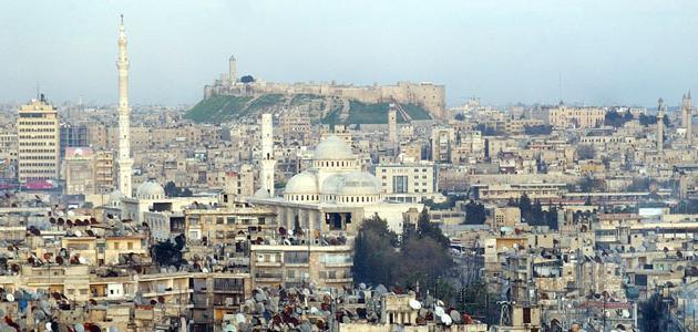صورة جديد أين تقع مدينة حلب