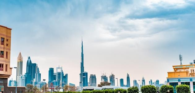 صورة جديد أين يقع برج خليفة