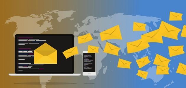 صورة جديد طريقة إنشاء بريد إلكتروني جديد