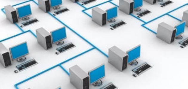 صورة مفهوم شبكات الحاسوب