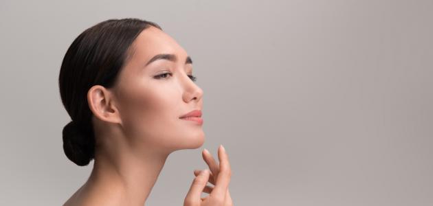 صورة جديد كيفية التخلص من شعر الذقن عند النساء