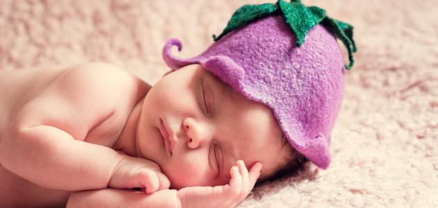 صورة جديد عبارات جميلة عن المولود الجديد