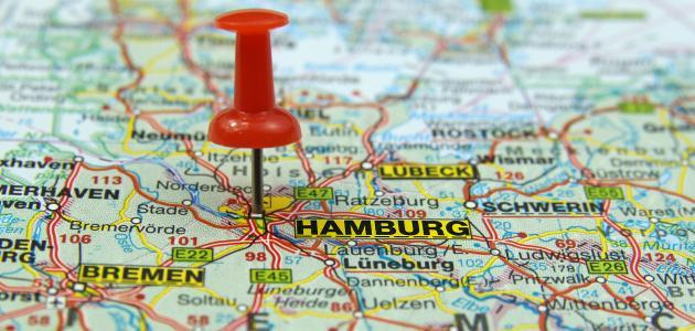 صورة جديد أين تقع هامبورغ
