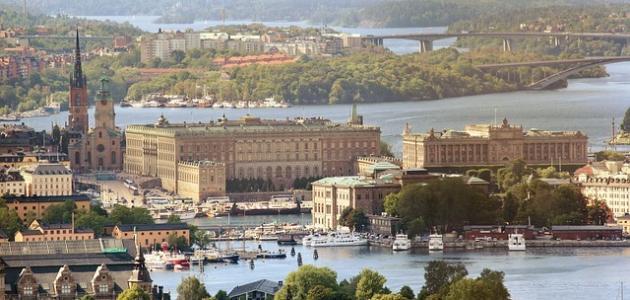 صورة جديد أكبر ثلاث مدن في السويد
