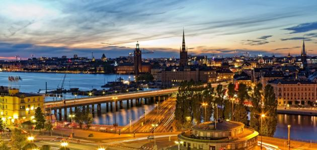 صورة جديد دولة السويد