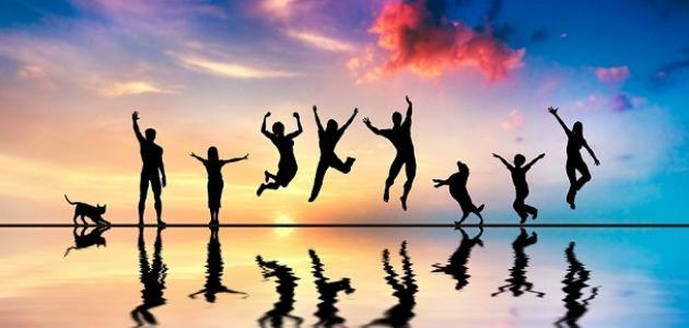 صورة جديد كلام جميل عن السعادة