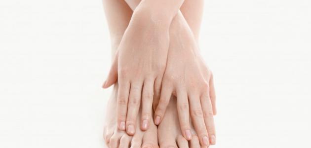 صورة جديد كيف أزيل سواد الأصابع