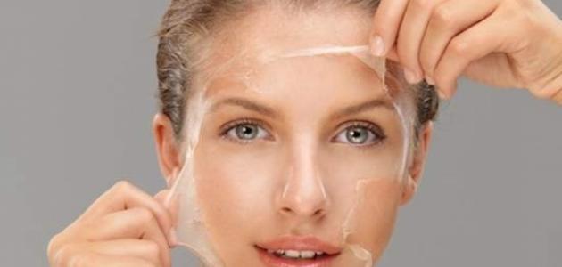 صورة جديد كيفية إزالة شعر الوجه