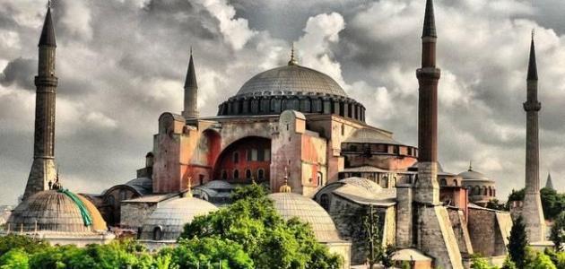صورة جديد أين يقع مسجد آيا صوفيا