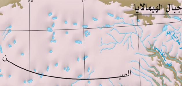 صورة جديد أين توجد جبال الهملايا