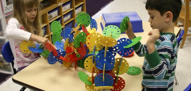 صورة جديد طرق لتدريس رياض الأطفال