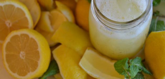 صورة جديد كيف أحفظ عصير الليمون
