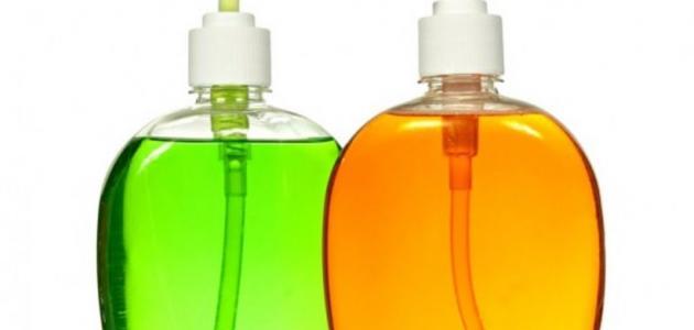 صورة جديد صناعة الصابون السائل في المنزل