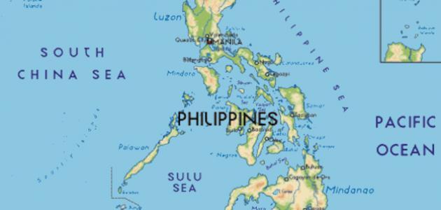 صورة جديد أين تقع الفلبين