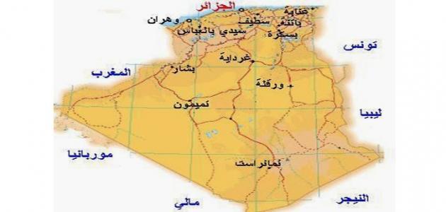صورة جديد أين تقع وهران