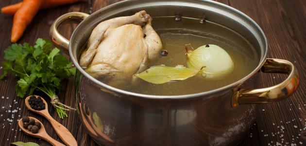صورة جديد طريقة عمل دجاج مسلوق للرجيم