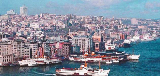 صورة جديد مدينة إسطنبول في تركيا