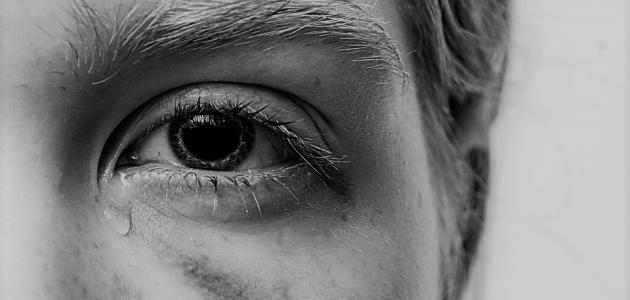 صورة جديد كلام جميل عن دموع العين