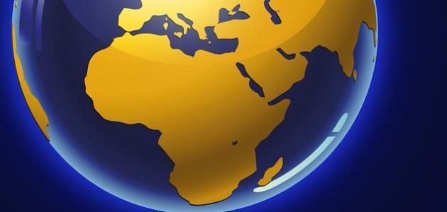 صورة جديد دول وعواصم قارة أفريقيا