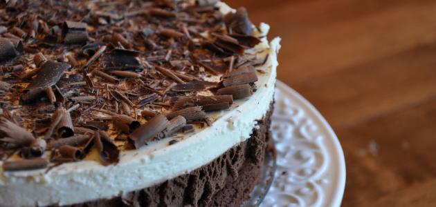 صورة جديد طريقة عمل جاتوه موس الشوكولاتة