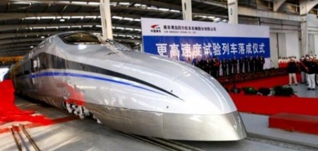 صورة جديد أين يوجد أسرع قطار في العالم