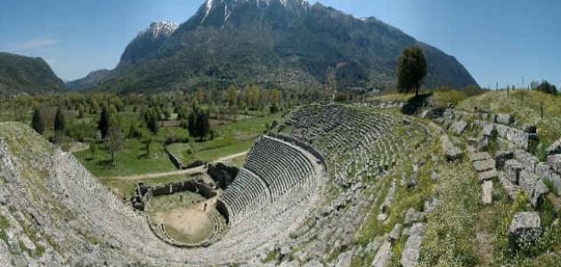 صورة جديد مدن اليونان القديمة